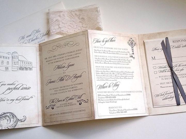 Tmx Img 20190319 124113400 51 107630 1570809860 Rumford, RI wedding invitation