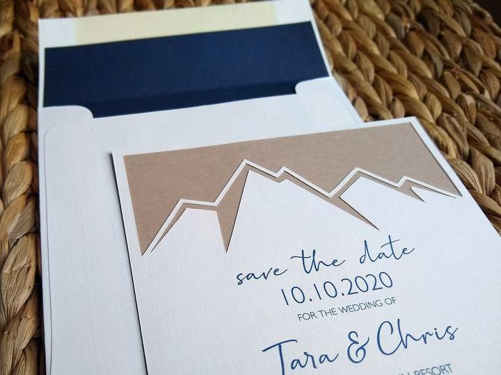 Tmx Img 20200324 091142650 Portrait 51 107630 158778001438403 Rumford, RI wedding invitation