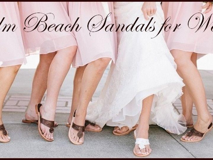 Tmx 1441224098640 Palm Beach Sandals Weddings Fuquay Varina wedding favor