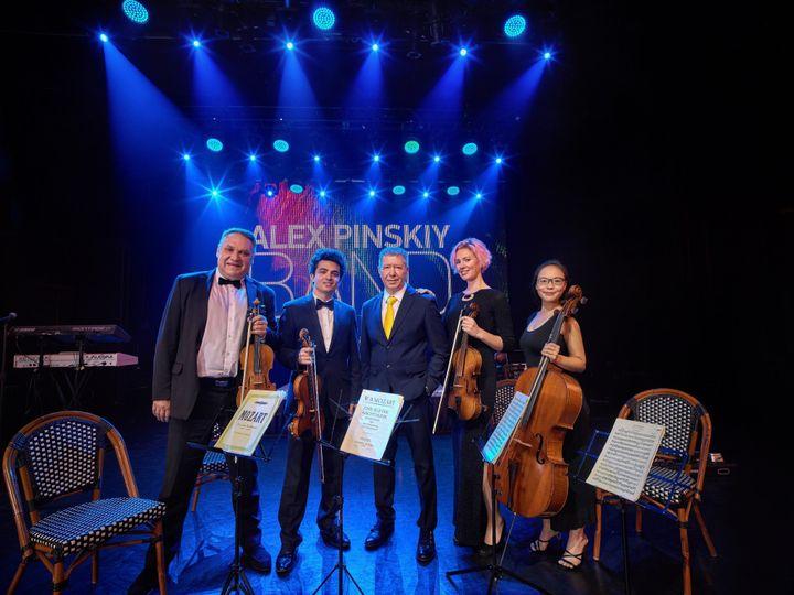 Tmx Alex Violin Quartet 51 408630 1569888362 Brooklyn, NY wedding band