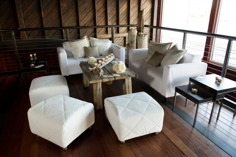 Ryan Designs Providence Collection Furniture and Driftwood Coffee Table
