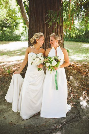 Audrey + Molly Russian River  Photo credit :The shalom Imaginative