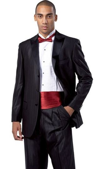 Dashing Men's Tuxedo - $130