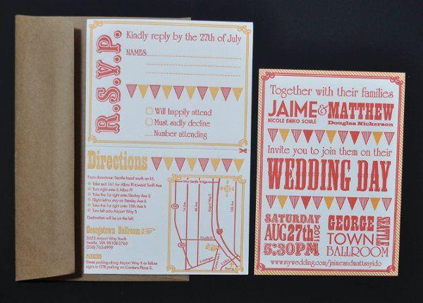 Tmx 1331416228244 DSC1553 Seattle wedding invitation
