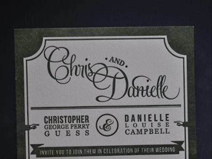 Tmx 1331416582987 DSC1589 Seattle wedding invitation