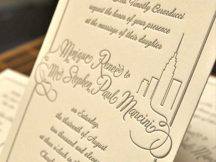 Tmx 1331417275127 WeddingInvite2 Seattle wedding invitation