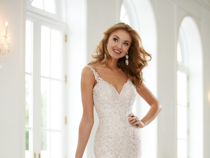 Tmx 1487796506563 Vivianna Brighton, MI wedding dress