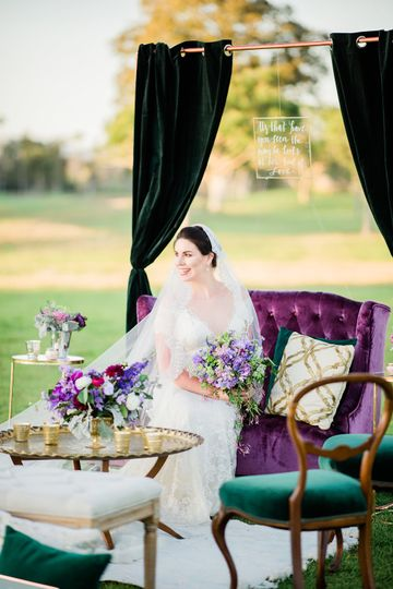 golf course outdoor san diego wedding ceremony arch 7 51 1003730