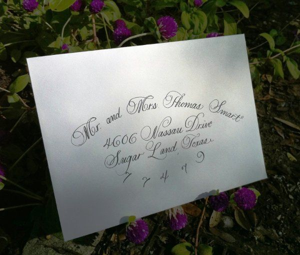 calligraphy by jennifer taylor invitations houston and With wedding invitation calligraphy houston