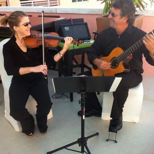 violin guitar duo