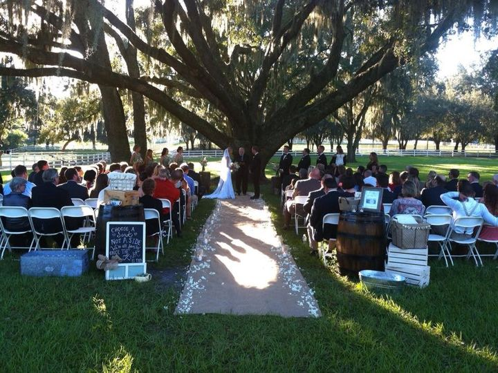 Tmx 1502555399878 Horse Farm Wedding Tampa, FL wedding ceremonymusic