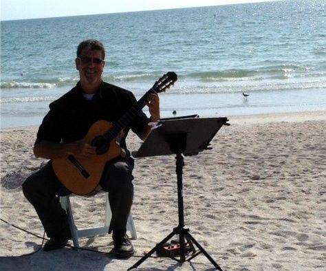 Tmx 1502625500907 Beach Wedding Guitarist Tampa, FL wedding ceremonymusic