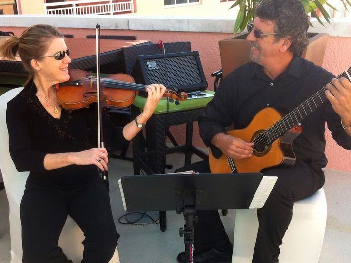 Tmx 1502627709941 Violin Guitar Duo Tampa, FL wedding ceremonymusic
