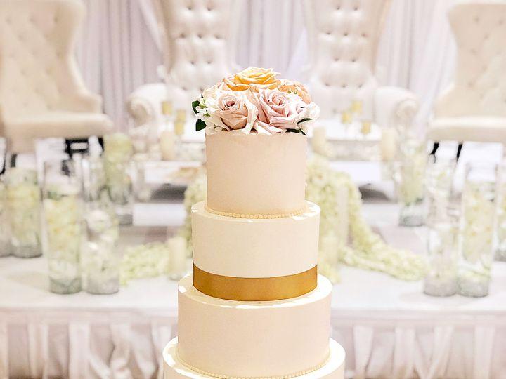 Tmx 1535823584 1d6ecbb080f23a23 1535823583 Cb3c69702e33d9e5 1535823573956 1 46D3CDB2 338D 461D Saint Louis, MO wedding cake
