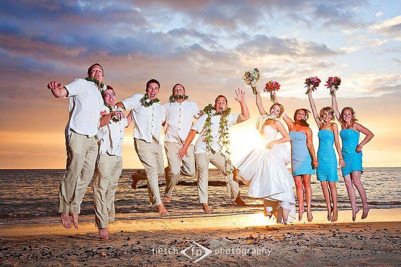 Hawaii Island Weddings by Kauka