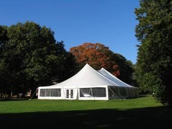 The Tent at Gore Place