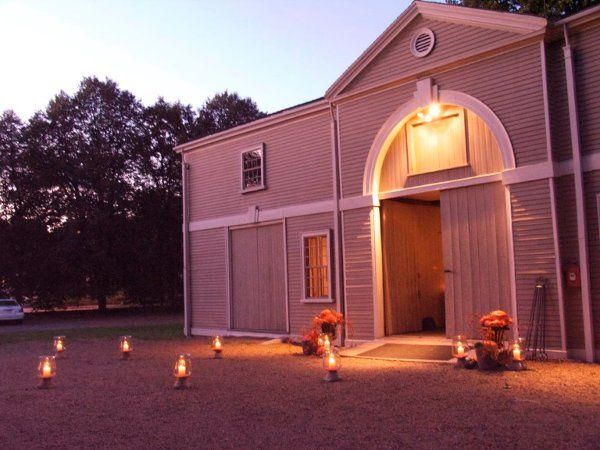 The Carriage House at Dusk