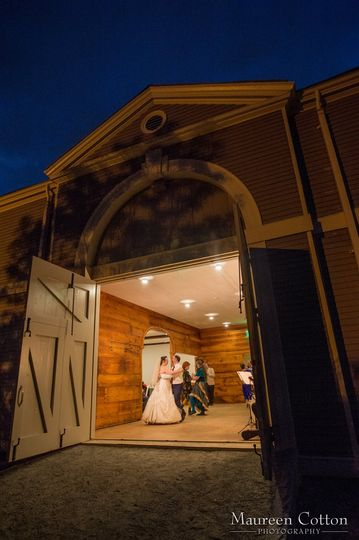 Carriage House/Maureen Cotton