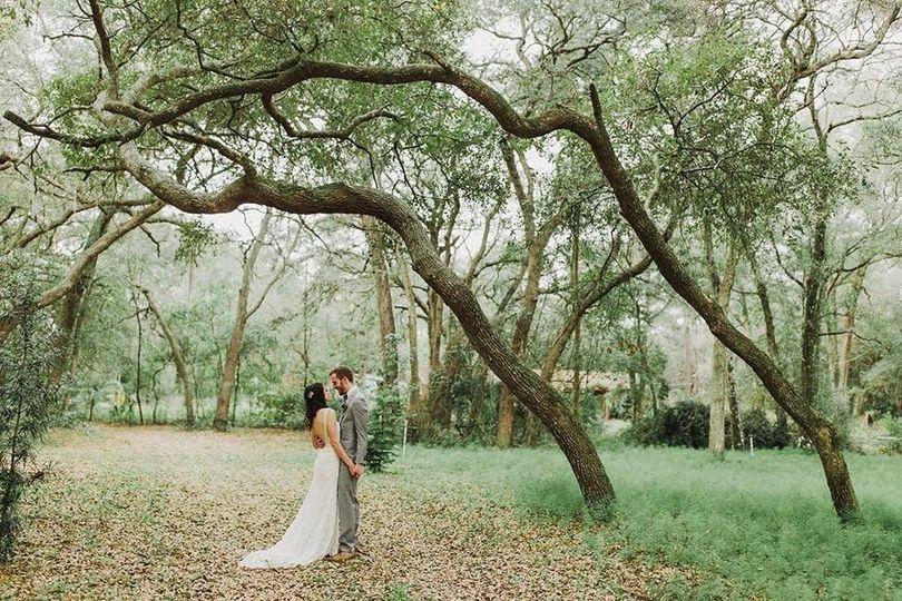 Harmony Gardens Tropical Wedding Garden