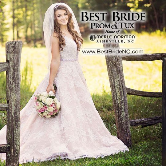 b2b3cd0cf604c9bf Best Bride Prom and Tux Logo with lindsey