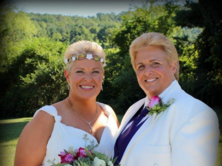 Tmx 1498147446349 Annette And Mary 9.3.16 Michi Moments Photography Asheville wedding dress