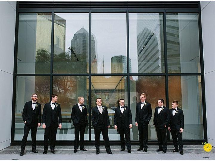 Tmx 02 04 Groomsmen Lineup Mccoyschiberwedding Credit Ryanodowdphotography 51 447730 V1 Dallas, TX wedding venue