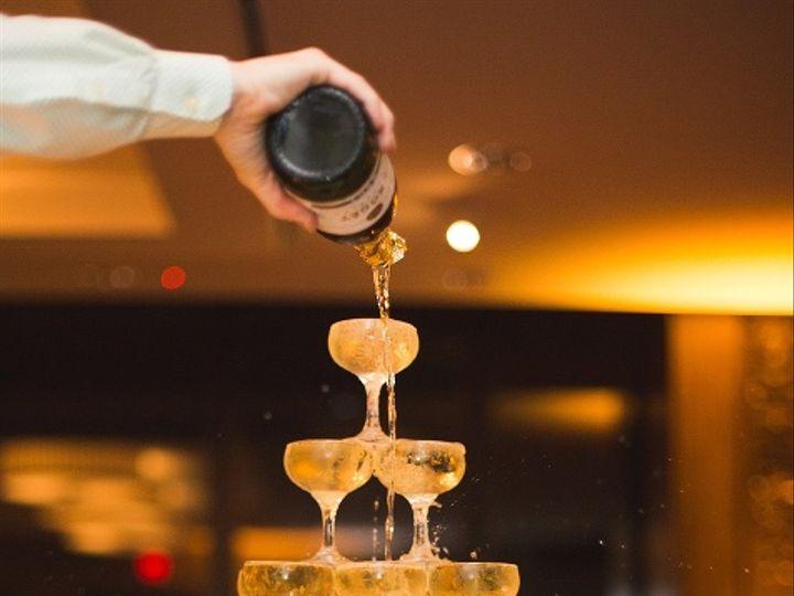 Tmx 10 17 Champagne Tower Cookmonnatwedding Credit Hilarygracephotography 51 447730 V2 Dallas, TX wedding venue