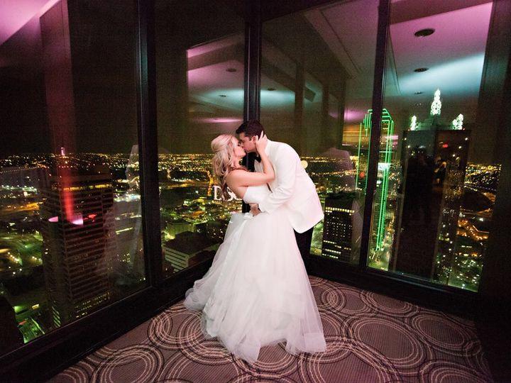 Tmx 1489436976321 089 Thanksgiving Tower Club Dallas Wedding By Ivy  Dallas, TX wedding venue