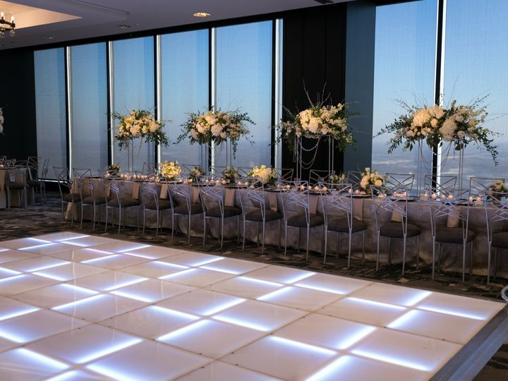 Tmx Head Table With Led Df 51 447730 158741179881739 Dallas, TX wedding venue