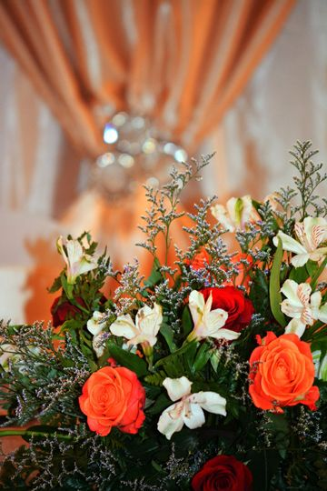 Head Table Bouquet