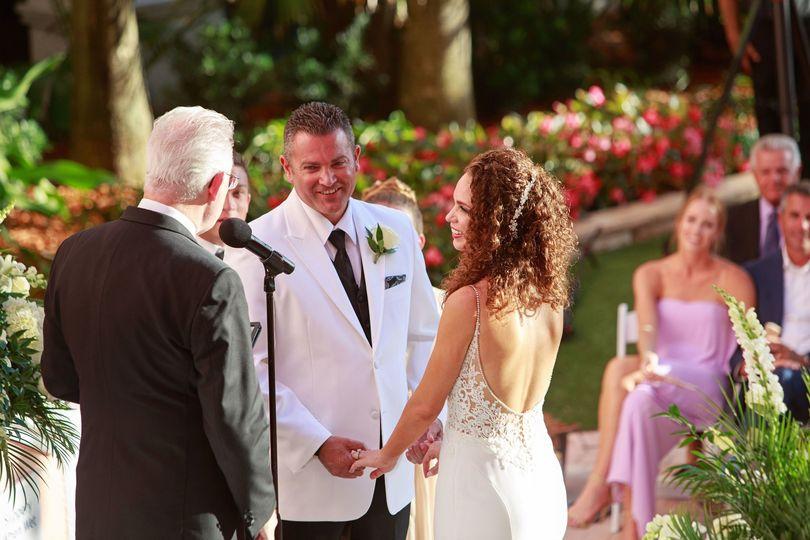 Florida wedding celebrant