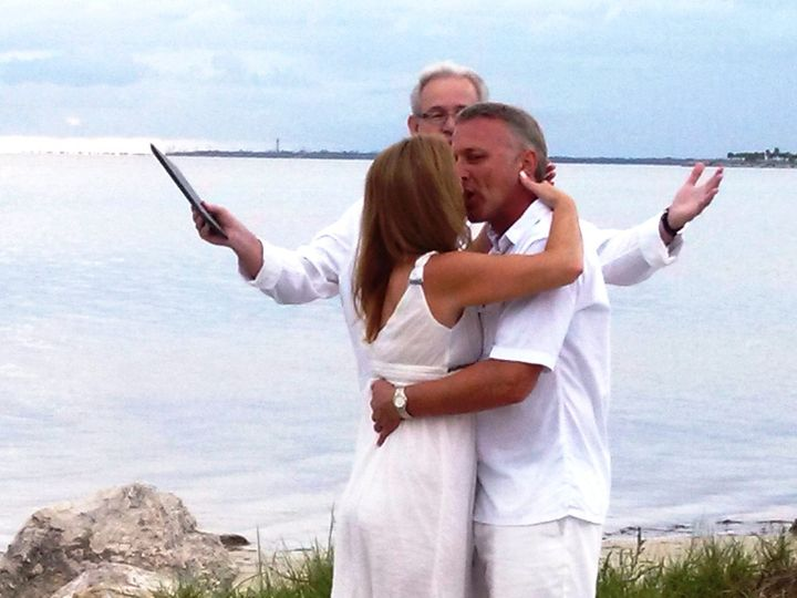 Tmx 1387391939051 Lisa And Stefan  Tampa wedding officiant