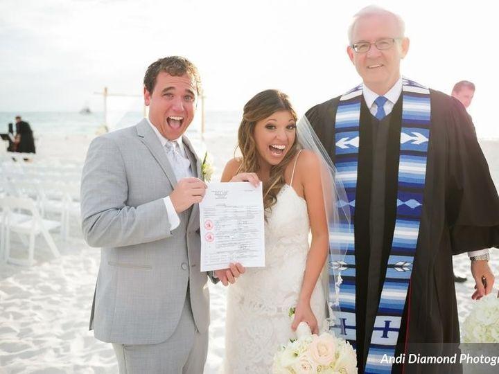 Tmx Clever Estel Andidiamondphotography Estelwed707 Low 51 658730 1564686736 Tampa wedding officiant