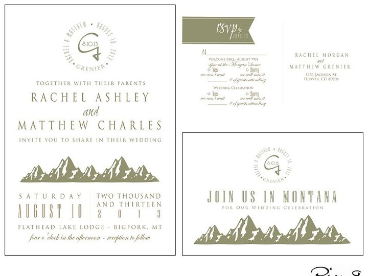 Tmx 1382132583011 2013 04 15003 Castle Rock wedding invitation