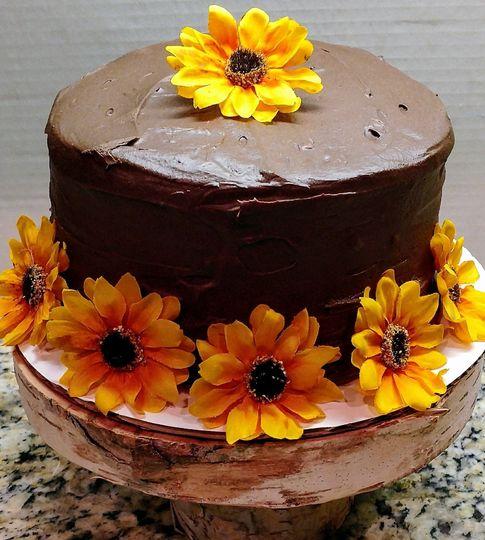 Sunflower Sunshine Dutch Chocolate