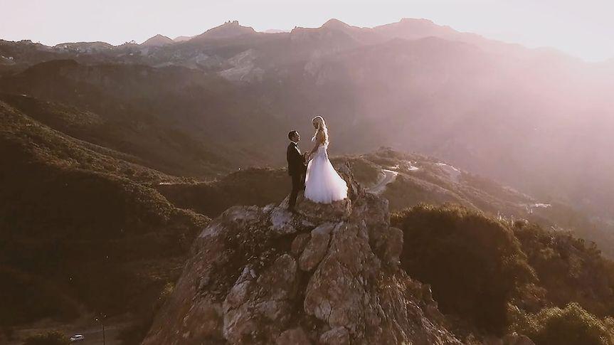 malibu rocky oaks wedding videographers impressive creations los angeles wedding cinematography 51 29730 1564005104