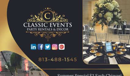 Classic Events Entertainment  1