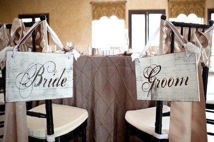 Tmx 1297353267874 BrideandGroomsignsAshleigh Olympia wedding eventproduction