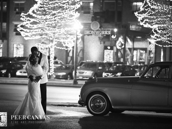 Tmx 1438699099619 Iron Works Wedding Venue Peer Canvas Photographer  Beloit, WI wedding venue