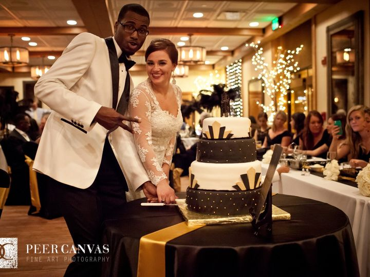 Tmx 1438699123962 Iron Works Wedding Venue Peer Canvas Photographer  Beloit, WI wedding venue