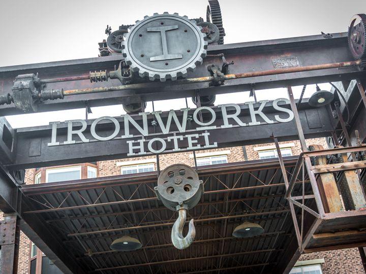 Tmx 1502553677525 Iron Works 38 002 Beloit, WI wedding venue