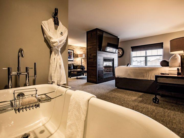 Tmx Ironworks Hotel Beloit 2019 0040 51 770830 1569601289 Beloit, WI wedding venue