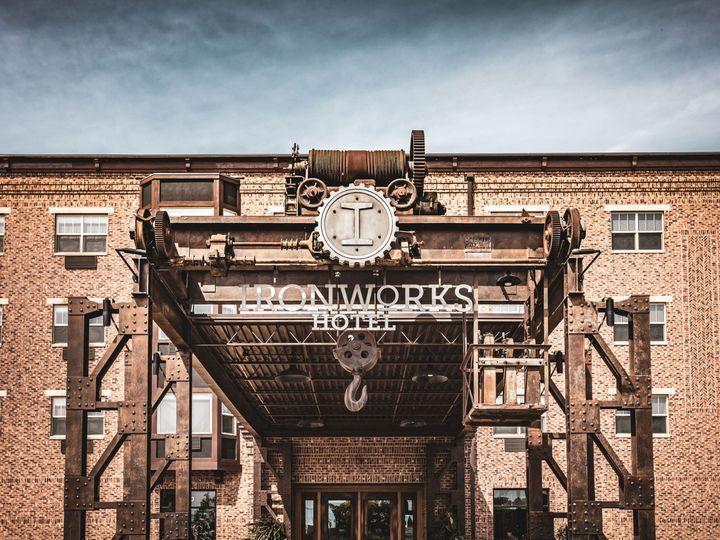 Tmx Ironworks Hotel Beloit 2019 0398 51 770830 1569601307 Beloit, WI wedding venue