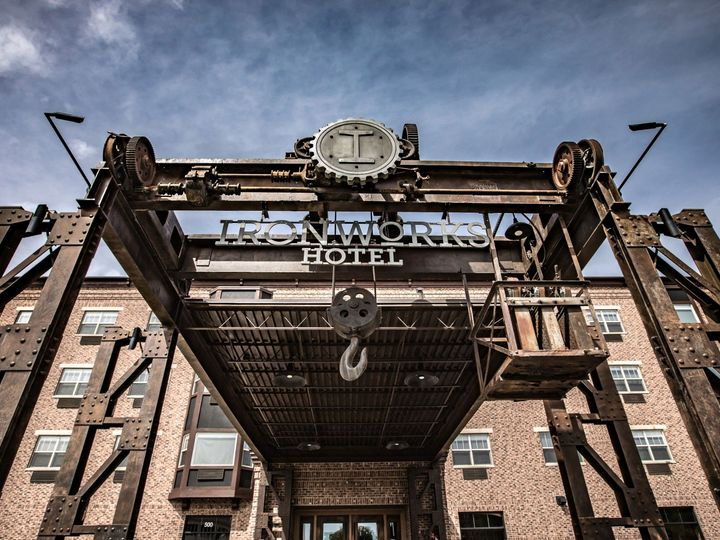 Tmx Ironworks Hotel Beloit 2019 0402 51 770830 1569601301 Beloit, WI wedding venue