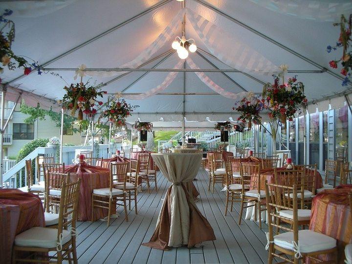 Tmx 1415751884153 20x40 Frame Interior Salem, VA wedding rental