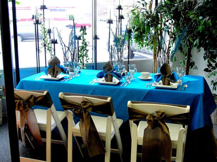 Tmx 1415752076327 6 Table Salem, VA wedding rental