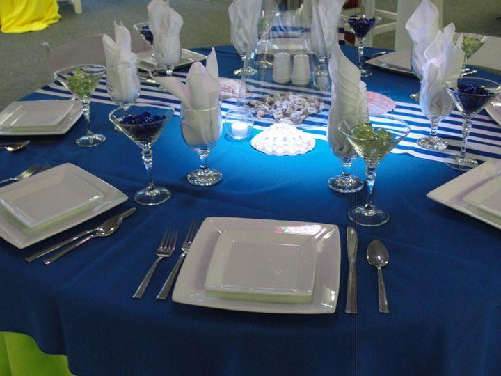Tmx 1415752262028 White Square China Salem, VA wedding rental
