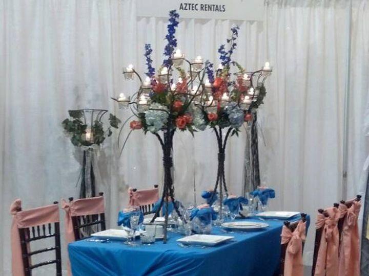 Tmx 1455112010402 6 Table And Mahogany Chairsa Salem, VA wedding rental