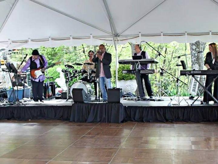 Tmx 1455112161334 Dance Floor And Staging Salem, VA wedding rental