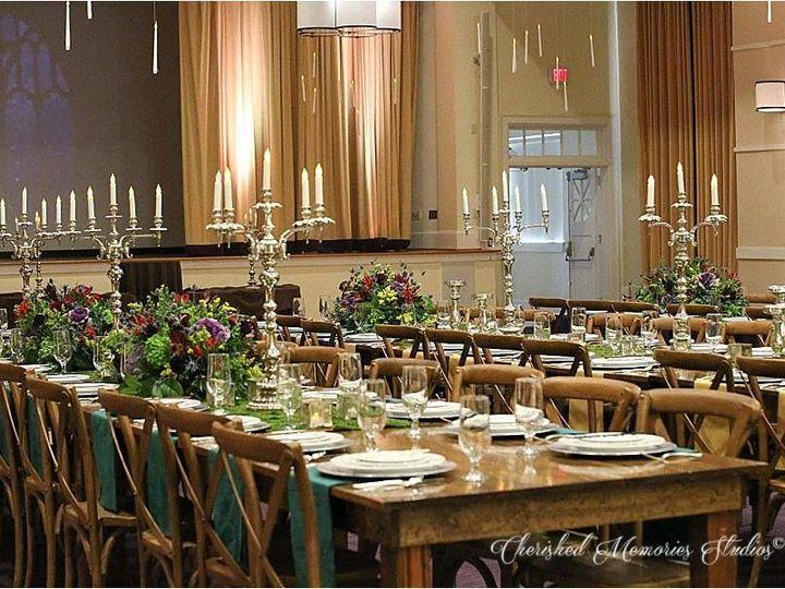 Tmx 1517421609 C5c4745e6f0ca95b 1517421607 9aabcdb5125861bb 1517421608737 3 Farm Tables Salem, VA wedding rental